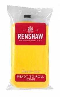 renshaw yellow icing
