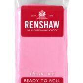 renshaw pink icing