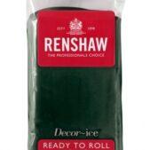 renshaw bottle green icing