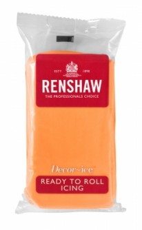 renshaw orange icing