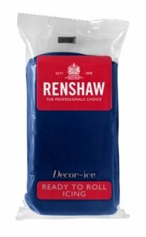 renshaw navy blue icing