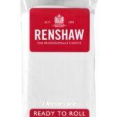 white renshaw icing