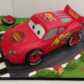 3D Lightening McQueen