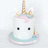 3d Unicorn Cake