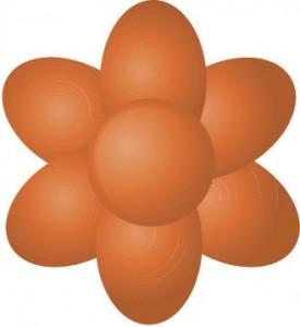tangerine sugarflair paste