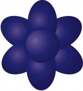 grape violet sugarflair paste