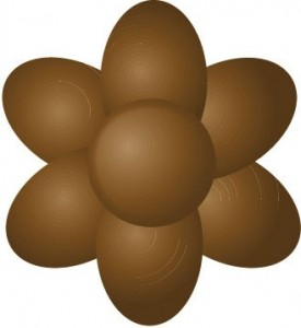 dark brown sugarflair paste