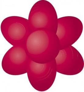 ruby sugarflair paste