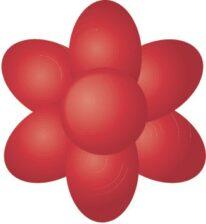 poppy red tartranil sugarflair paste