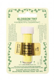 cornish cream Sugarflair Blossom Tint Dust