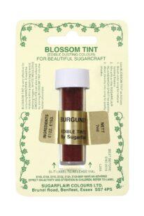 Burgundy Sugarflair Blossom Tint