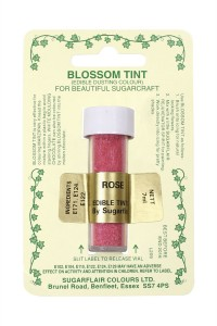 Rose Sugarflair Blossom Tint