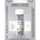 antique silver lustre dust
