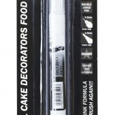 black food pen