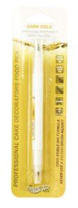 gold food pen