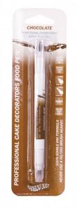 chocolate food pen