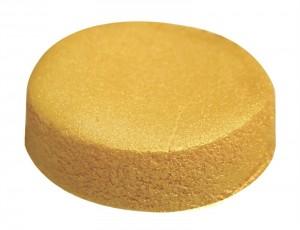 gold edible lustre spray