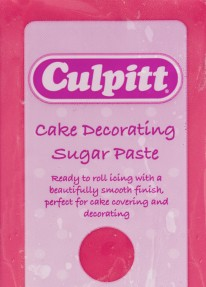 fuchsia culpitt sugarpaste