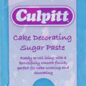 culpitt blue sugarpaste