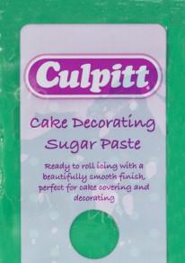 culpitt green sugarpaste