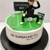 Adult Birthday Cakes – Happy Birthday Billy