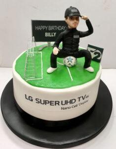 Adult Birthday Cakes - Happy Birthday Billy