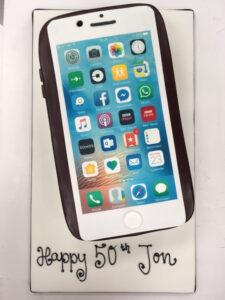 Adult Birthday Cakes - Happy Birthday Jon