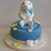 Baby shower rabbit
