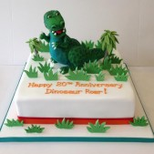 Book launch Dinosaur