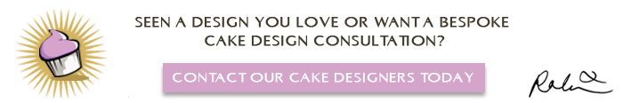 Contact our cake designers banner