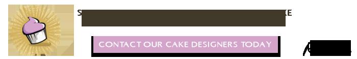 Bespoke Cake Design Banner