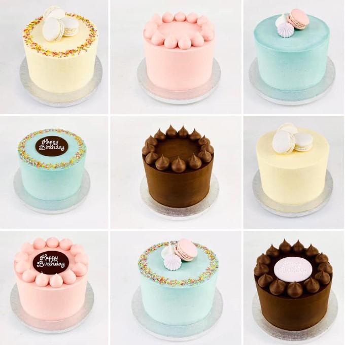Cakes - Quarantine.