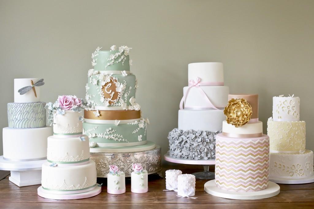 Cakes by Robin wedding cake