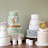 Cakes by Robin wedding cake