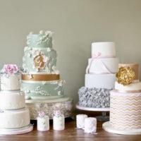 Spring range of cakes