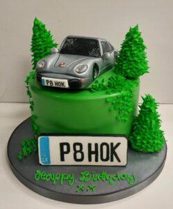 Car Cake