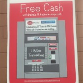 Cash Machine for Post Office