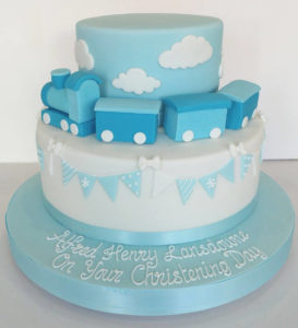 Christening Cakes Gallery Image