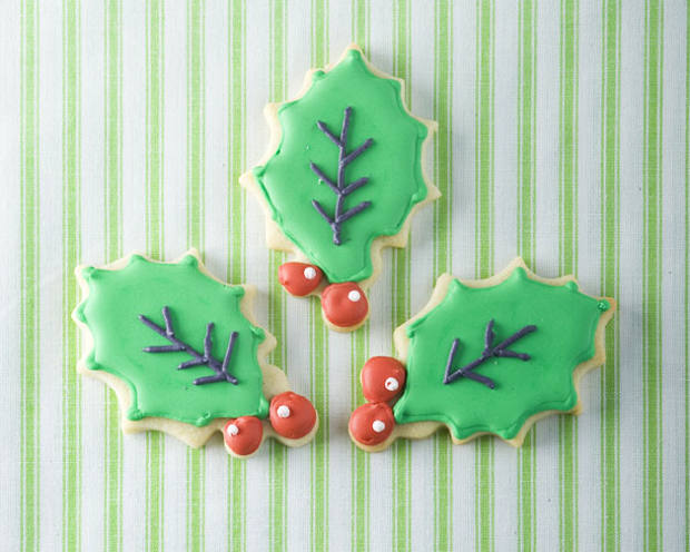 Christmas Cookies from Cakes by Robin