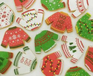 Christmas Jumpers - Cookies