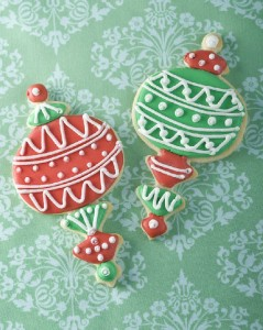 christmas decoration cookie