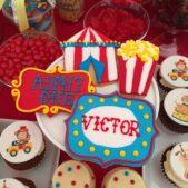Circus cookies 2