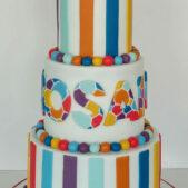Corporate Cake 1st Birthday