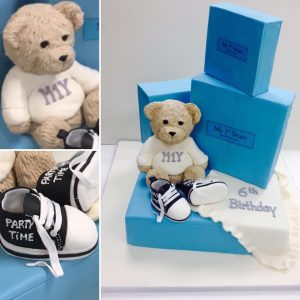 Corporate Birthday Cake