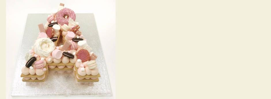 Cream Tarts Page Banner Image