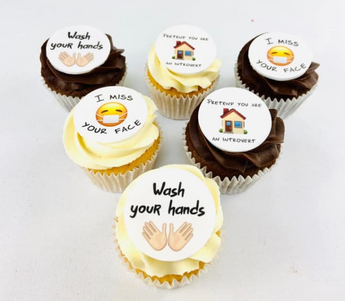 Terrific Quarantine Cakes Collection Cakes By Robin Funny Birthday Cards Online Elaedamsfinfo