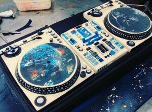 DJ Deck Cakes