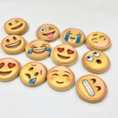 Emoji Biscuits