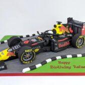 F1 race car themed image