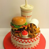 Five Guys Anniversary